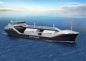 LH2 танкер