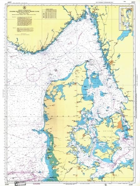 морские навигационные карты