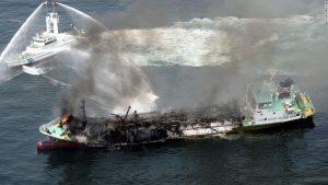 Борьба за непотопляемость судна