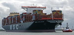 MSC Gülsün — Самый большой контейнеровоз